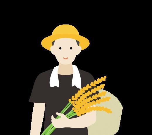 長野県のお米農家からの買い取り相談