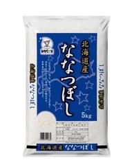 北海道産ななつぼし ベイクックのお米