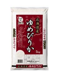 北海道産ゆめぴりか ベイクックのお米