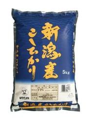 新潟県産こしひかり ベイクックのお米