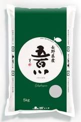 長野県産五百川 ベイクックの長野米