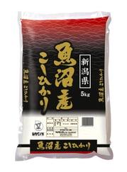 新潟県魚沼産こしひかり ベイクックのお米