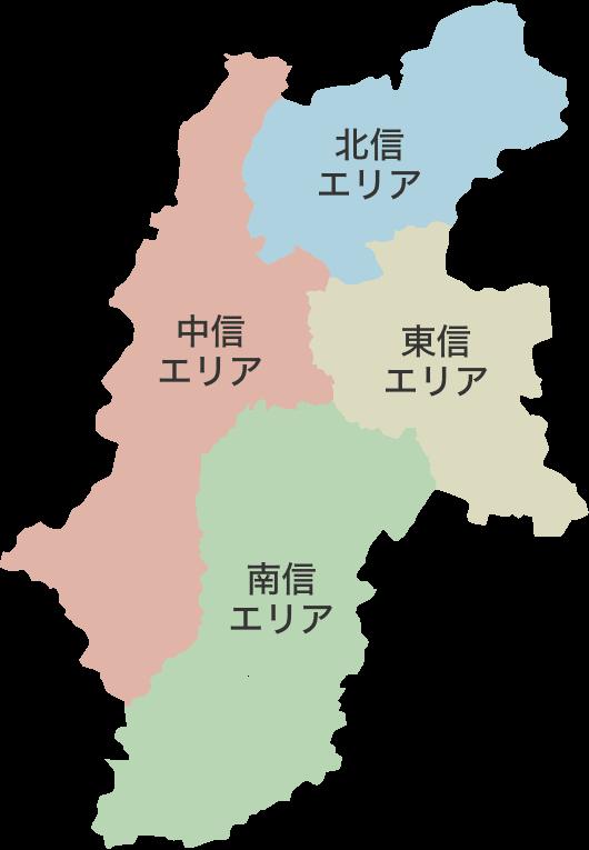 長野県のエリアごとの多様なお米づくり|長野米の品質とベイクックの役割