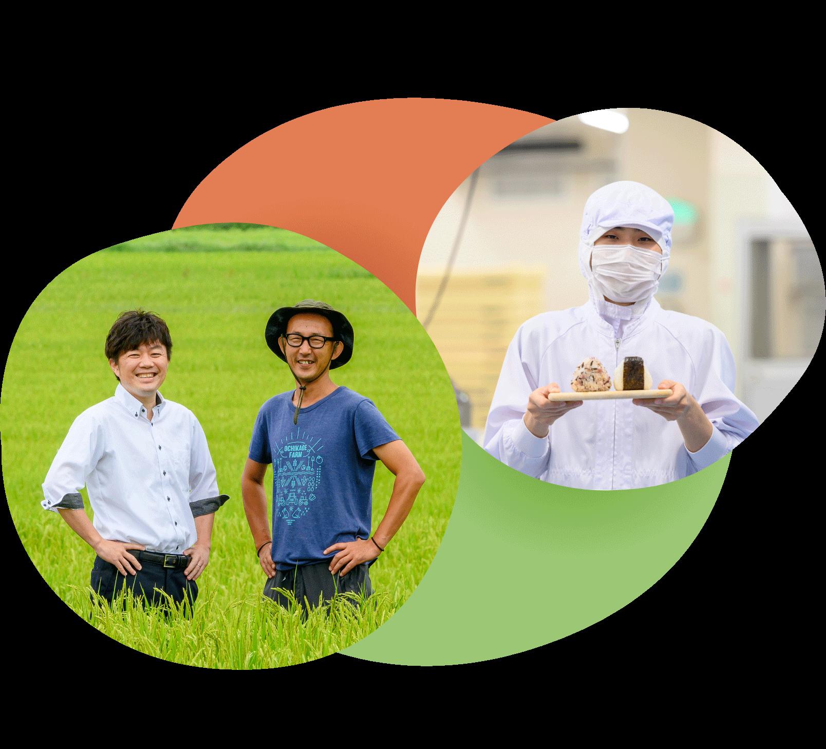 長野のおいしいお米を作り手から、あなたへ届ける炊飯工場担当者 長野米のベイクック